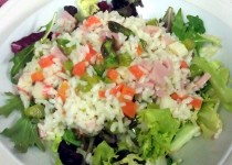 #rice salad