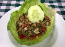 #receta de ensalada de lentejas