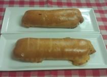 #receta flauta de estofado de setas y queso