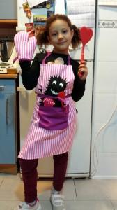 #cocinera