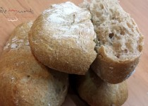 #receta pan de espelta #chapatas de escanda
