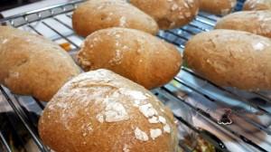 #pan espelta hecho