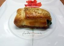 #receta hummus hojaldrado
