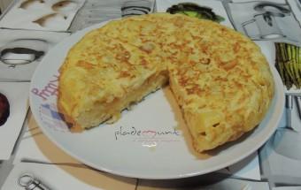 #tortilla de patatas