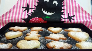 #galletas de mantequilla
