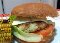 #hamburguesa de pescado