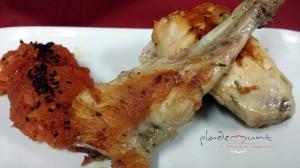 #conejo receta kalonji