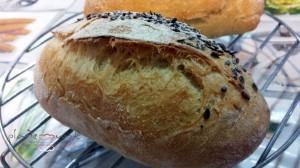 #pan con semillas