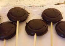 #piruletas de chocolate con cítricos