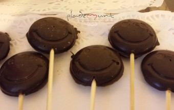 #piruleta de chocolate