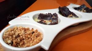 #raviolis de chocolate