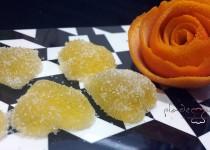 #gomitas de naranja y poleo menta