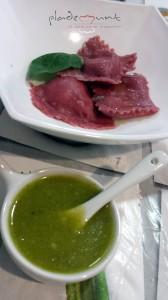 #ravioli receta