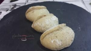 #receta pan de lavanda
