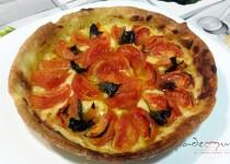 #tarta de mostaza