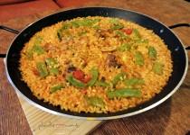 #paella valenciana