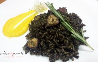 #receta arroz negro