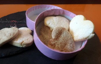 #receta galletas sin gluten