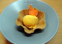#helado de zanahoria