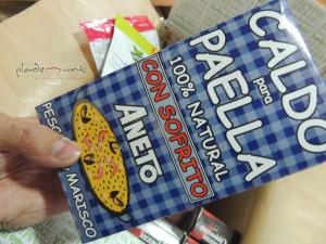 #recetas paella aneto