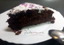 #tarta de remolacha y cacao