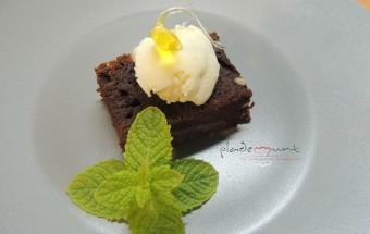 #brownie de aceitunas negras