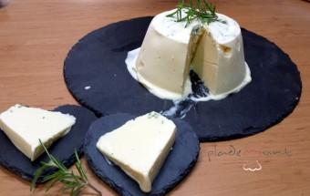 #recetas helado de queso