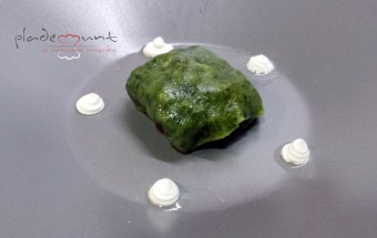 #pasta de espinacas