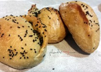 #pan la Cibeles y kalonji