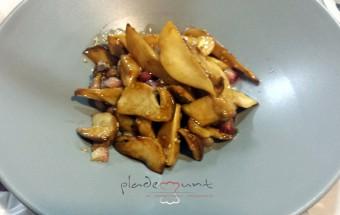 #recetas wok boletus