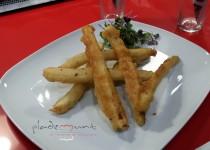 #berenjenas en tempura